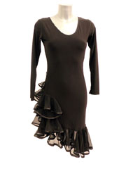 Stella latin dance dress