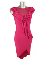 Katya latin dance dress