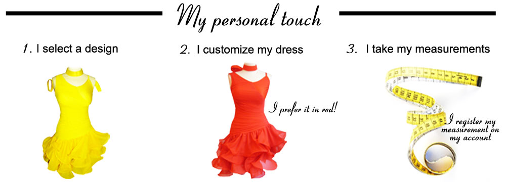 555c1043f47a Acapulco Paradiso - Latin dress